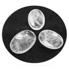 Zorgensteen Bergkristal - O10543