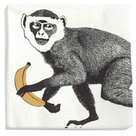 Servet aap (5 stuks)