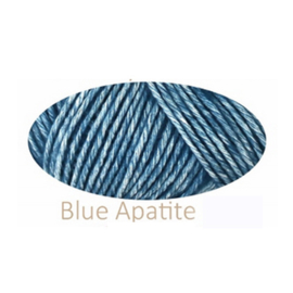 Stone washed XL 845 Blue Apatite - Scheepjeswol