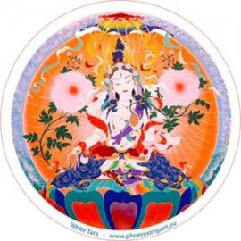White Tara Healing - D11110
