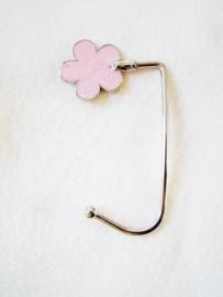 Tashaak bloem roze - D10096