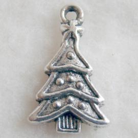Bedel kerstboom oudzilverkleur - S10237