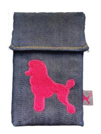 Smokeshirt pink poodle