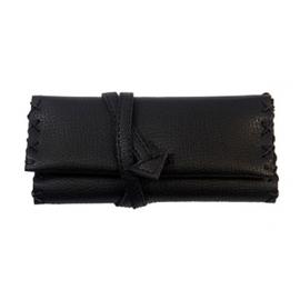 Shagetui met riem zwart - D14140