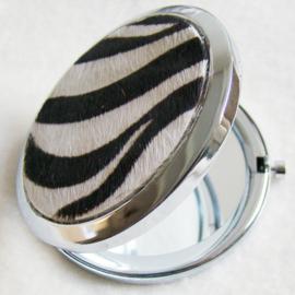 Make-upspiegel zebra - D10152