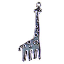 Bedel giraffe oudzilver