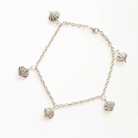 Enkelbandje schelpjes - TSH00149