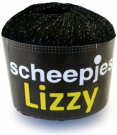 Lizzy 09 zwart - Scheepjeswol