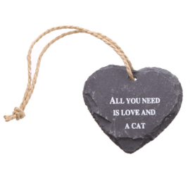 Hart - All you need is love and a cat - D12827f