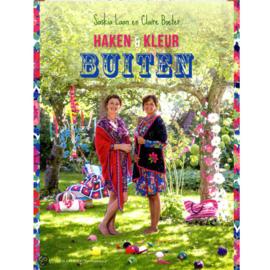 Boek Haken & Kleur Buiten - D12339