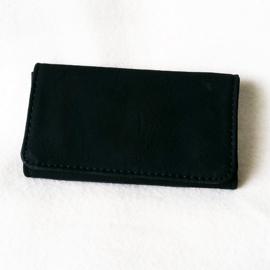 Shagetui kunstleer zwart - D12720