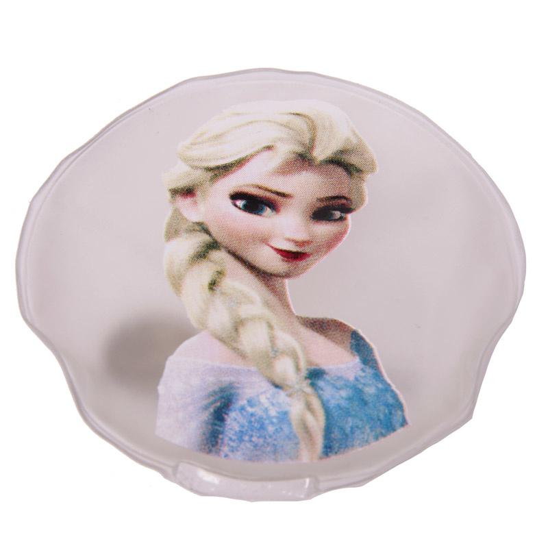 Frozen handwarmer rond - Elsa - D12459b