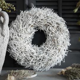 Krans Dry Tree 38cm drsn. White wash