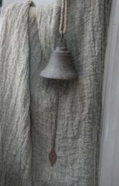 Scheepsbel met stoer touw