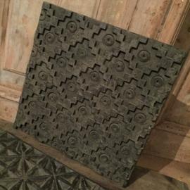 Wandpaneel grey 30x30cm