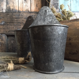 Zinken pot wandpot