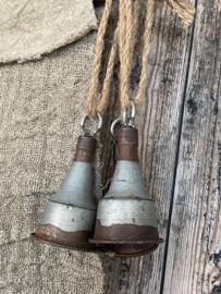 Hang Butler Bell 7cm drsn. / 12,5cm H