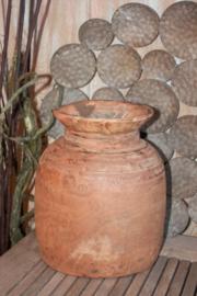 Himachal pot rond L 23,5cm drsn / H30cm