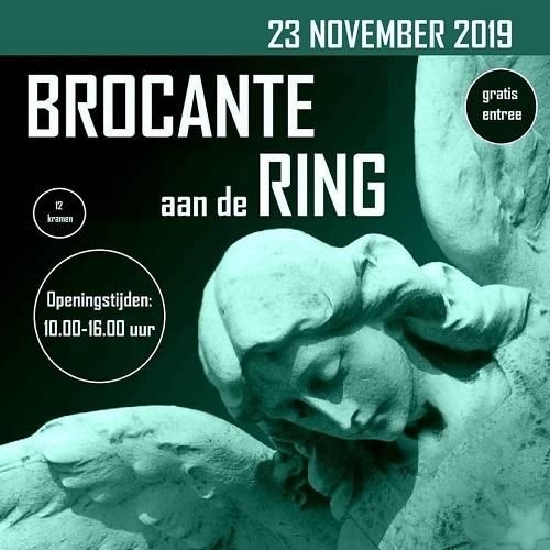 BROCANTE AAN DE RING