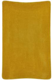 Meyco aankleedkussenhoes Velvet - Honey Gold