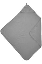 Meyco jersey badcape - Grijs