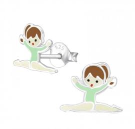 Gymnastiek meisje