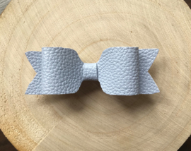 Haarstrik babyblauw
