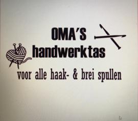 Oma's handwerktas