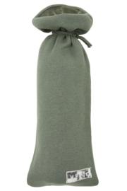 Meyco kruikenzak Knit basic - Forest Green
