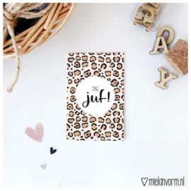 Dag juf! | mini-kaart