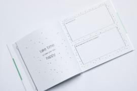 Kinderwens dagboek hardcover - Huisje no. 56