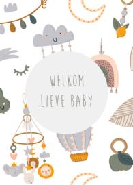 Welkom lieve baby | Studio Janine