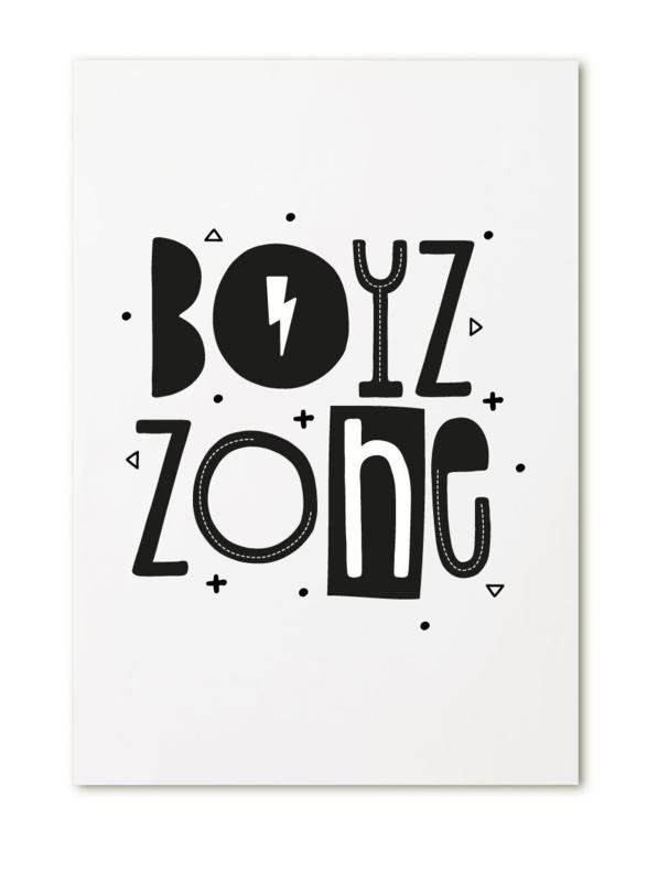 Boyz zone