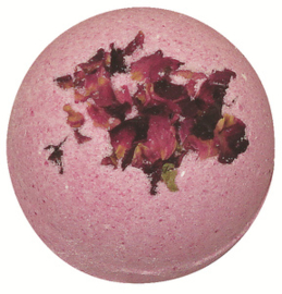 BATH BOMB BED OF ROSES