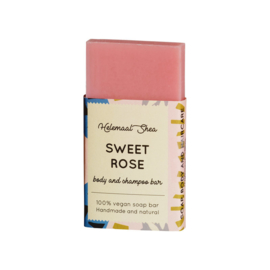 SWEET ROSE BODY AND SHAMPOOBAR MINI