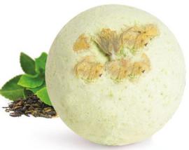 BATH BOMB GREEN TEA