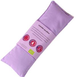 Eye pillow relax lavender violet
