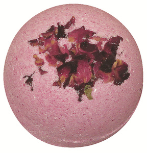 BATH BOMB BED OF ROSES
