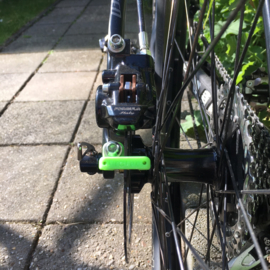 ¡Kit Duo completo para tu Mountain bike! Verde.