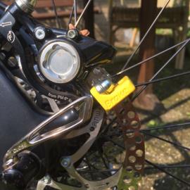 Brake Protec Solo - GEEL -