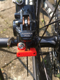 Brake Protec Solo excl. VAT - Rojo.