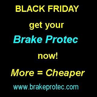 Black Friday ACTIE Brake Protec Duo Complete Mountainbike set.