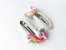 Haarspeldjes unicorn