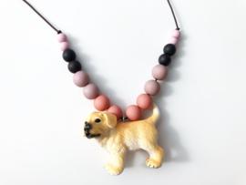 Kinderketting hondje D