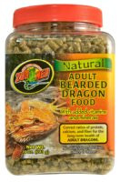 Natural Bearded Dragon Food – Adult Formula 283 gram