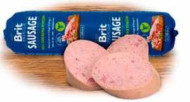 Brit Meat Sausage Chicken & Venison 800 gram