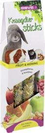 Knaagdiersticks Fruit en Honing