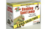 Zoo Med, Basking Spot Value Pack (2 pieces), 100 Watt
