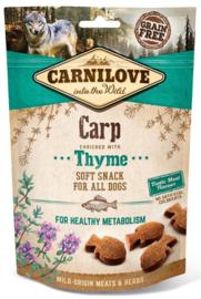 Carnilove hondensnacks Soft - Karper