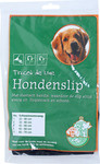 Hondenslip tricot de luxe nr.3, buikomvang 42-50 cm.